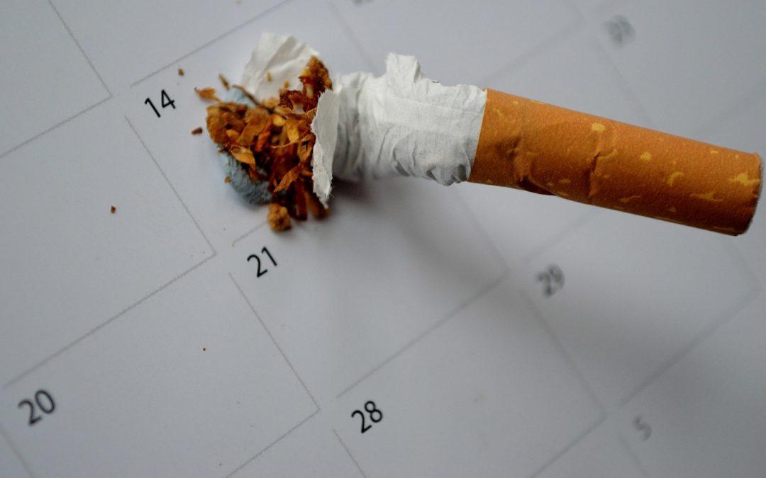 Arrêter de fumer grâce au CBD