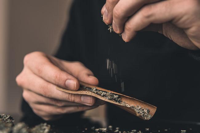 Arrêter le cannabis avec le CBD